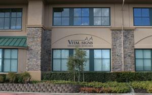 Vital Signs Insurance building
